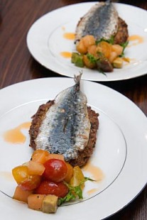 Sardines - Photo Rico Mandel