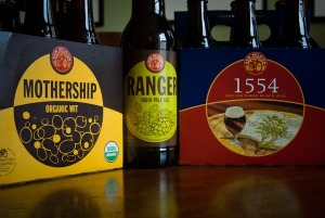 New Belgium Beers
